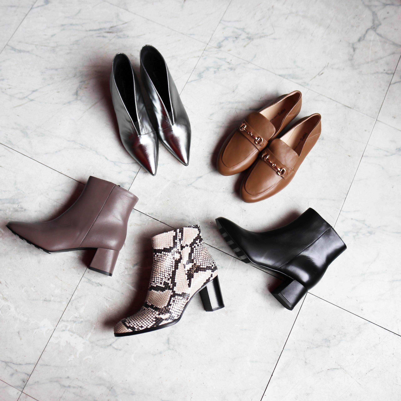 靴,新作ブーツ