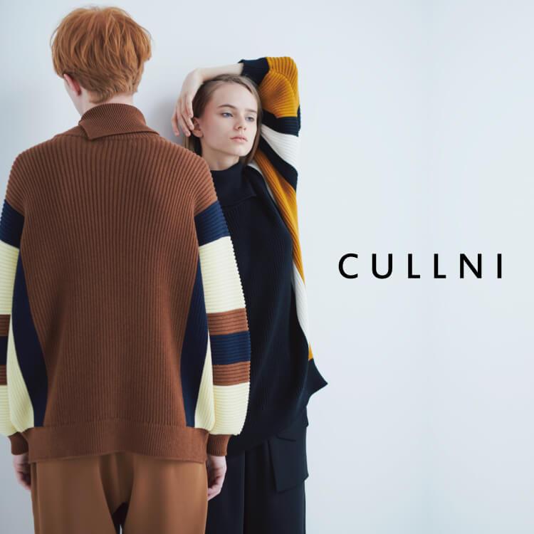 CULLNI 2019AW COLLECTION