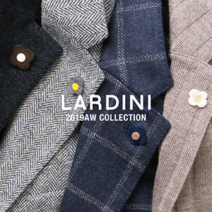 LARDINI 19AW COLLECTION