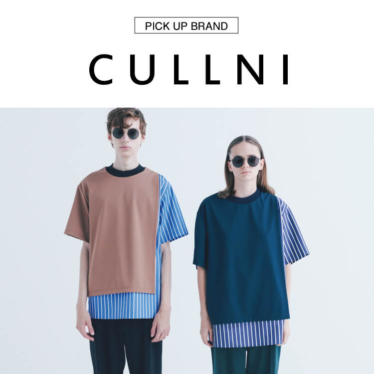 CULLNI 2020SS COLLECTION