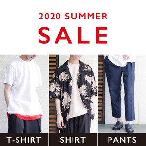 2020 SUMMER SALE / PICK UP ITEMS