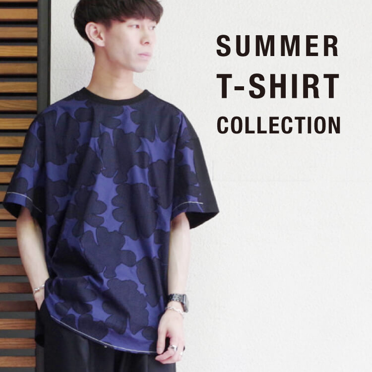 SUMMER T-SHIRTS COLLECTION FOR MEN