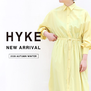HYKE -2020AW COLLECTION NEW ARRIVAL-