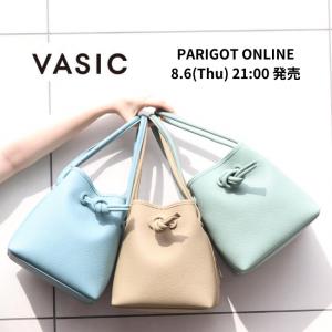 """大人気バッグブランド「VASIC」が4型発売!"""""""