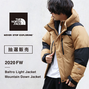 THE NORTH FACE -2020AW COLLECTION