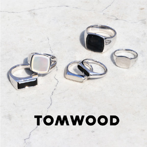 TOM WOOD -NEW ARRIVAL-