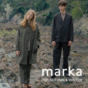 marka 2021 AUTUMN  &WINTER