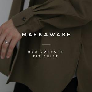 MARKAWARE -NEW COMFORT FIT SHIRT-